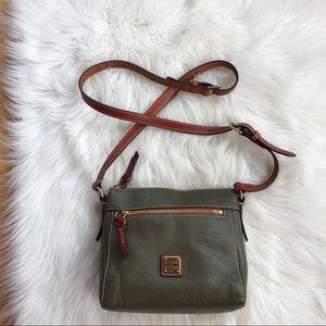 Dooney & Bourke leather crossbody bag NWOT